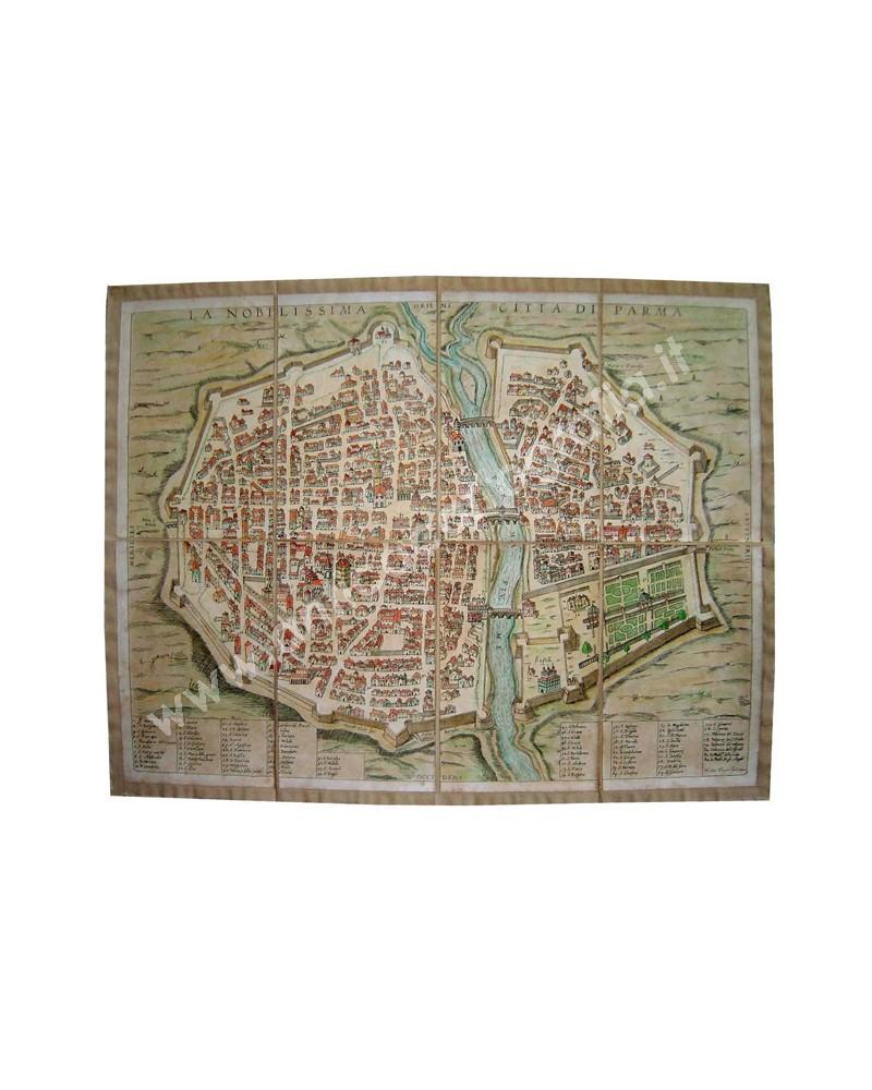 La nobilissima città di Parma