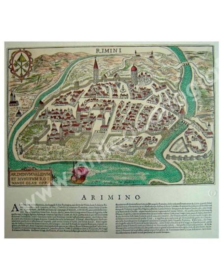 Rimini del Bertelli (intera)